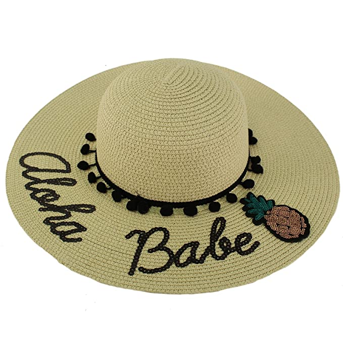 6c998e67817d4 Fun Embroidery Wide Brim 4