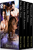 Pack Law, Volume 1 [Box Set  83] (Siren Publishing Menage Everlasting)