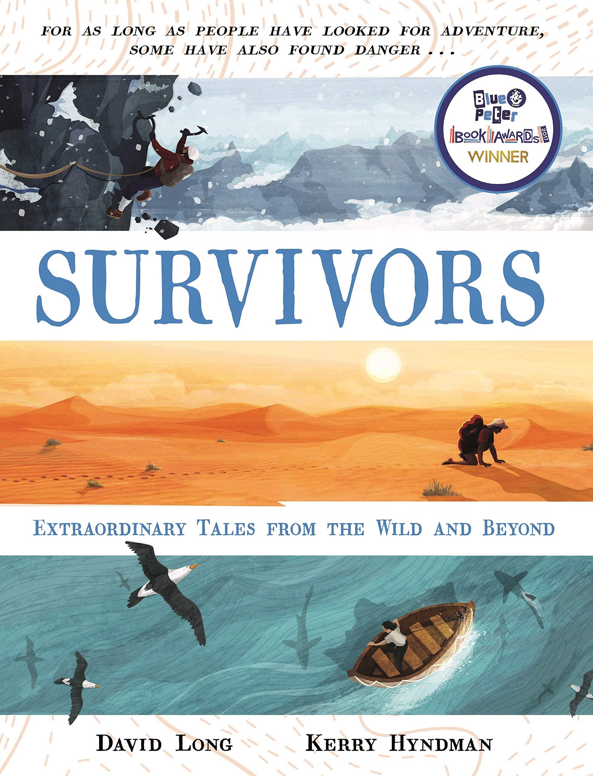 Survivors: David Long: 1: Amazon.co.uk: Long, David, Hyndman, Kerry: Books