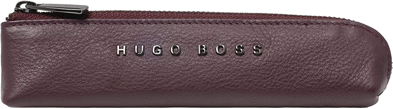 Boss Storyline - Estuche para lápices (16 cm), borgoña (Rojo) - HLB909R: Amazon.es: Equipaje