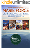 Butler, Vermont Series Boxed Set, Books 1-4
