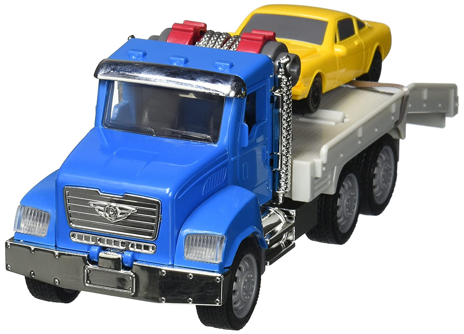 Amazon.com: Driven Mini Tow Truck Vehicle: Toys & Games