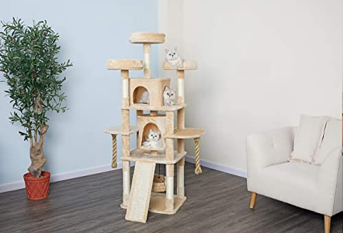 Go Pet Club 70 Jungle Rope Cat Tree
