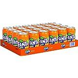Fanta Orange tray 24 blik