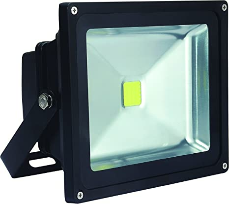 Velamp IS145 Cyclop ProyeCtor LED, 20 W, IP65, 6500 K, Negro ...