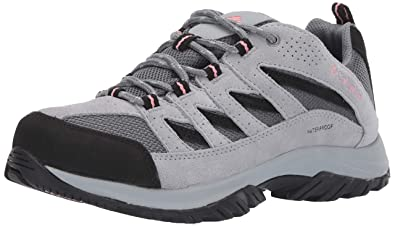 los angeles on feet at pretty nice adidas Women's Crestwood Waterproof Low Rise Hiking Shoes ...