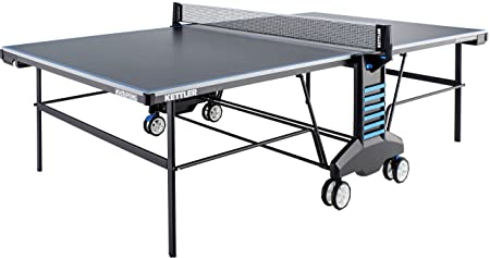 Kettler SketchPong Indoor Outdoor Table Tennis Table