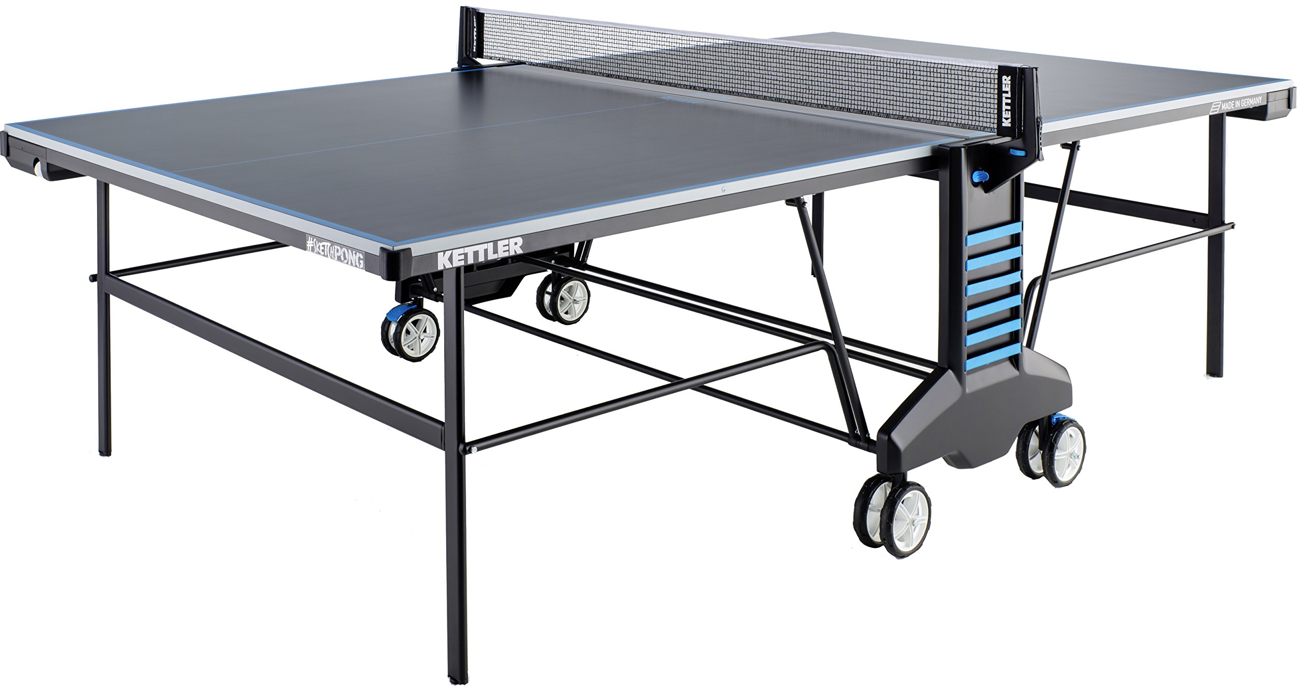 Kettler #SketchPong Indoor/Outdoor Table Tennis Table: Table Only