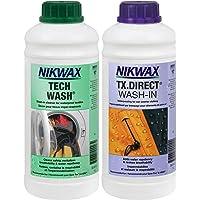Nikwax Tech Wash/TX Twinpack 1L