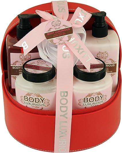 Gloss - caja de baño, caja de regalo para mujeres - Baño de basura ...