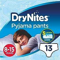 Huggies DryNites, 8 - 15 años niño, 13