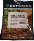 Hopunion US Hop Pellets for Home Brew Beer Making (US Columbus)