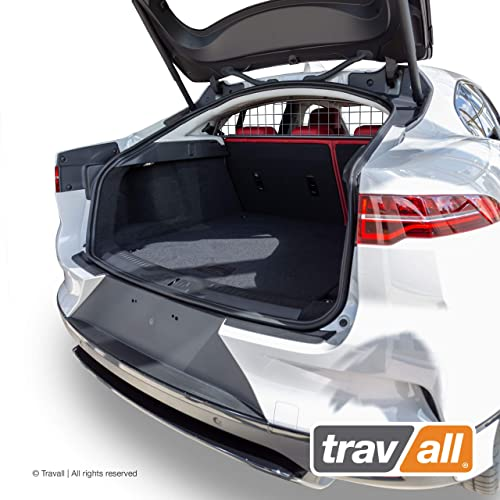 Travall Guard Compatible with Jaguar I-Pace 2018-Current TDG1647 – Rattle-Free Steel Vehicle Specific Pet Barrier