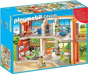 Playmobil Jeu De Construction 6657 Norme Amazon Fr Jeux Et Jouets