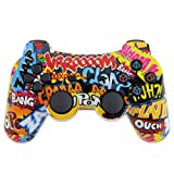 TPFOON Wireless Controller Bluetooth Double Vibration Game pad Sixaxis Joypad For PS3 Playstation 3