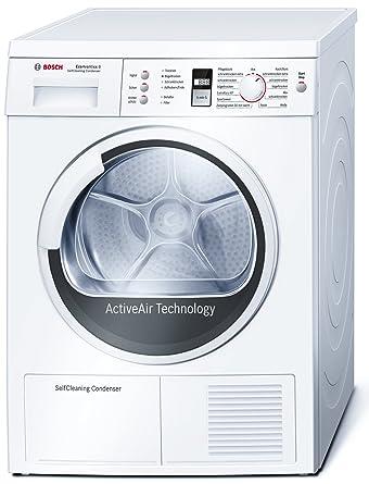 Bosch WTW86361 Warmepumpentrockner EcoAvantixx 6 A Kg Weiss SelfCleaning Condenser ActiveAir Amazonde Elektro Grossgerate