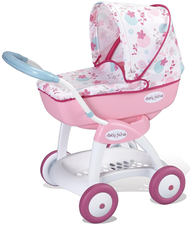 Amazon.es: Smoby Pico 7600523122 Baby Nurse - Cochecito de paseo para muñeca: Juguetes y juegos
