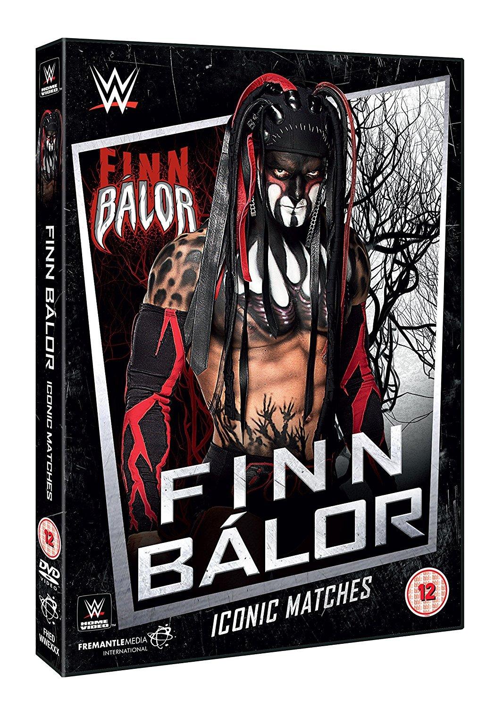 a26788cfd90 Amazon.com  WWE  Finn Balor - Iconic Matches  DVD   Finn Balor ...
