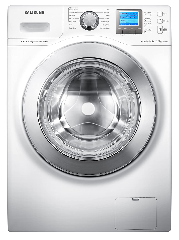 Samsung WF1124XAC 1400 rpm 12kg Eco Bubble VRT(TM) Washing Machine ...
