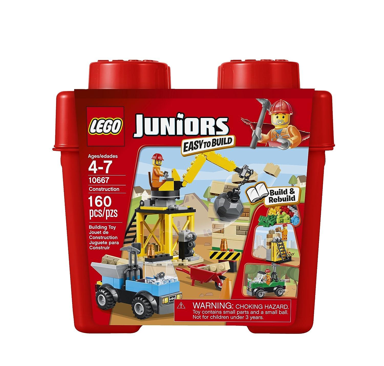 Amazon LEGO Juniors Construction Toys & Games