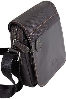Francinel Petit sac besace en nylon garni cuir réf 653120 + CADEAU SURPRISE 2ade1ecd742