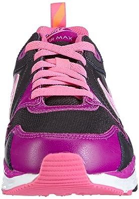 huge discount 7915a bcedb Nike Air Max Trax, Unisex-Kinder Sneakers,Schwarz (Black/Pink Power-Total  Orange-Bold Berry) , 38 EU (5 Kinder UK): Amazon.de: Schuhe & Handtaschen