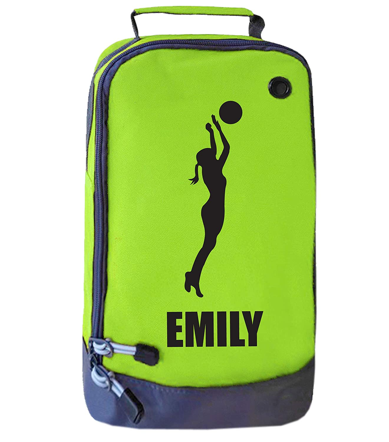 Absolutely Top Girls Personalised Netball Sports Boot Bag