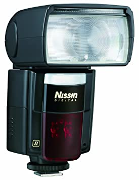 Se vende flash Nissin Di866 MkII