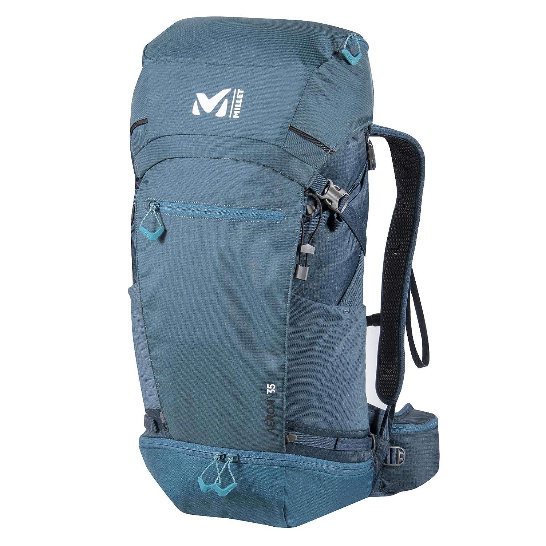 MILLET Aeron 35 Sac à Dos Mixte Emerald Orion bleu U
