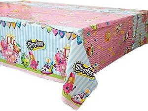 Shopkins Plastic Tablecloth, 84