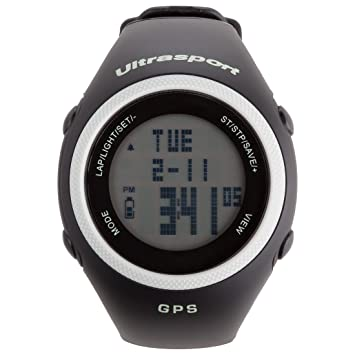 Ultrasport NavRun 200 Basic - Pulsómetro GPS, Color Negro: Amazon.es ...