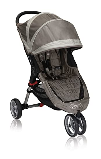 Baby Jogger 2012 City Mini Single Stroller Sand Stone Discontinued By Manufacturer