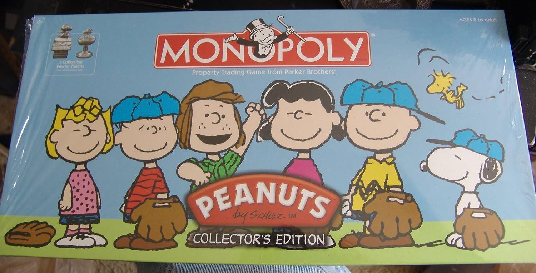 最前線の Usaopoly Peanuts Peanuts Monopoly B00168PHRG Usaopoly B00168PHRG, 新庄村:8c6d2a8e --- arianechie.dominiotemporario.com