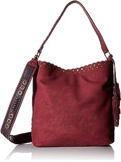 528dbc91f12 STEVEN by Steve Madden Khloe Shoulder Handbag, Berry: Handbags ...