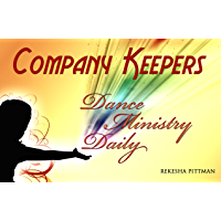 Company Keepers: Dance Ministry Daily book cover