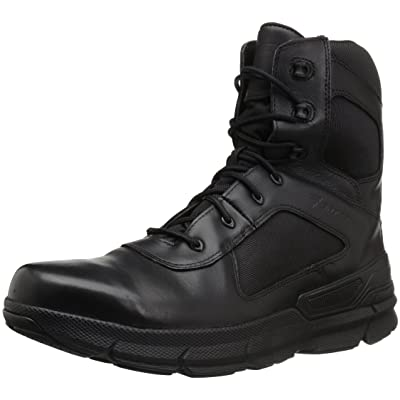 Bates Men's Rage Side Zip Military and Tactical Boot: Shoes