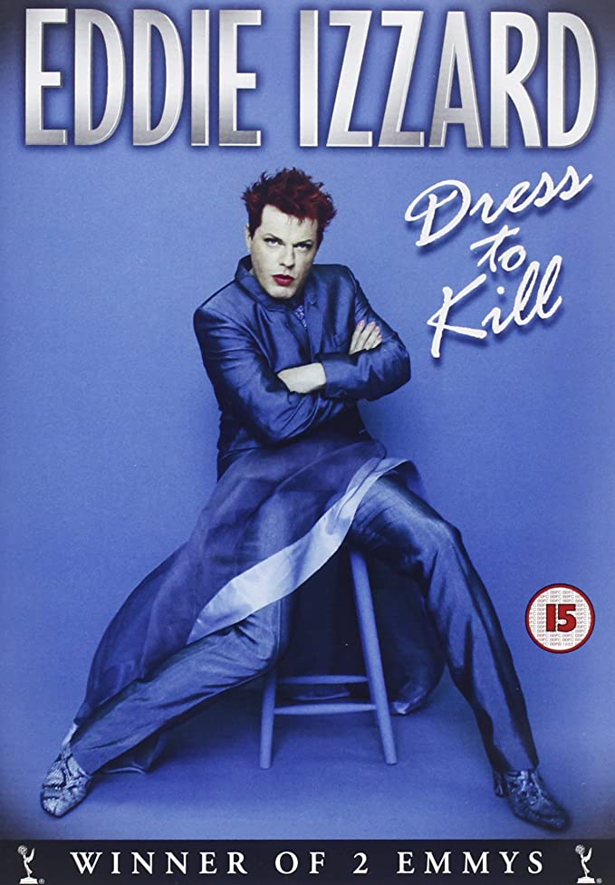 Eddie Izzard: Dress to Kill [Reino Unido] [DVD]