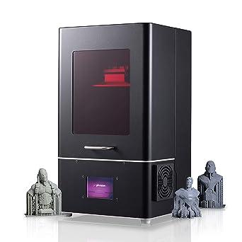 Amazon.com: Phrozen Shuffle: Impresora 3D de resina LCD ...