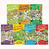 andy griffiths the treehouse books series 7 books collection set - (terry's dumb dot story: a treehouse tale (world book day 2018),the 13-storey treehouse,the 26-storey treehouse,the 39-storey treehouse,the 52-storey treehouse,the 65-storey treehouse,the 78-storey treehouse)