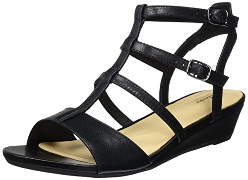 213982229c1a Clarks Women s s Parram Spice Gladiator Sandals  Amazon.co.uk  Shoes ...