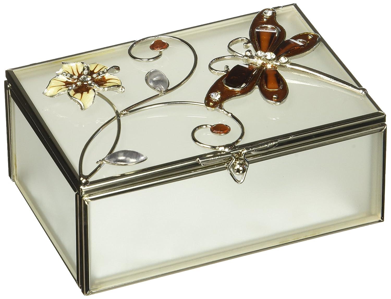 Amazon.com: StealStreet SS-A-38110 Dragonfly Crystal Jewelry Box ...