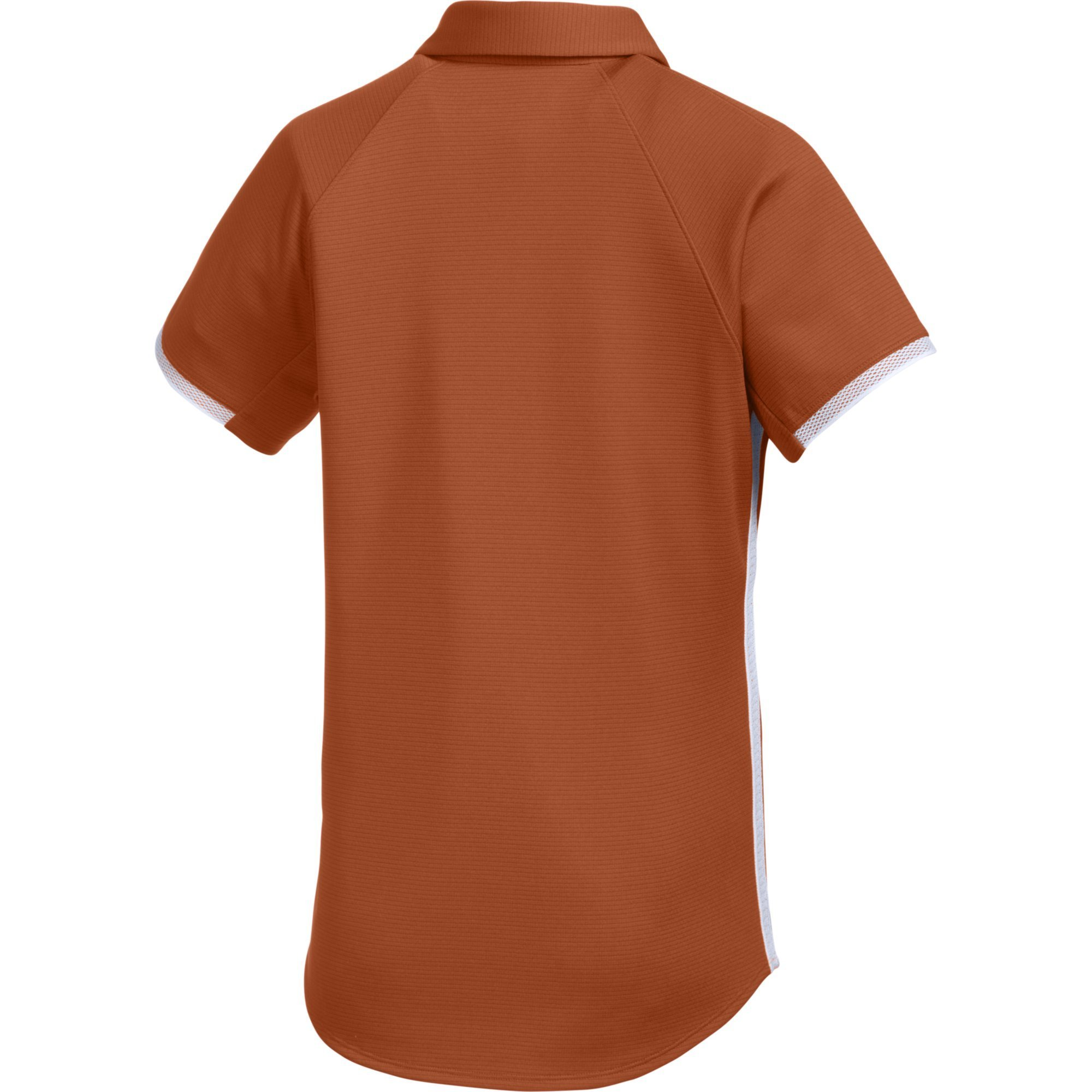 Under Armour Women's UA Rival Polo (X-Large, Texas Orange) by Under Armour (Image #2)