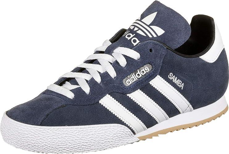 camión Dardos obturador  adidas Men's Sam Super Suede Trainers: Amazon.co.uk: Shoes & Bags