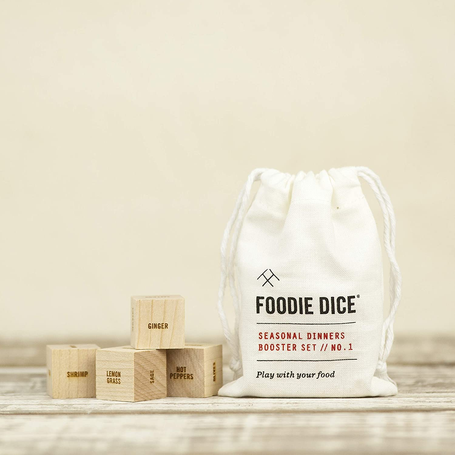 Foodie Dice - Seasonal Dinners Booster set