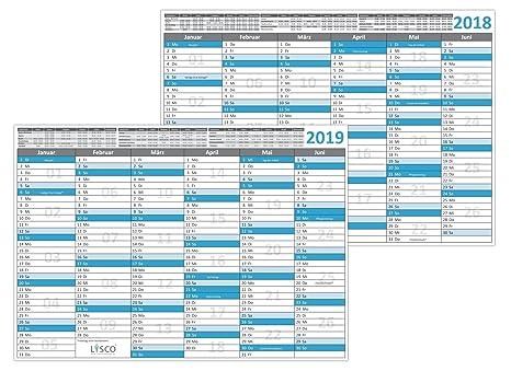 Calendario Scrivibile.2 X 2 Pezzi Lavagna Calendario 2017 2018 Set Din A3 297 X