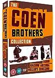 The Coen Brothers Collection - Fargo/Raising Arizona/Miller's Crossing [DVD]