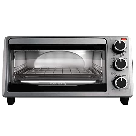 2. BLACK+DECKER TO1303SB Toaster Oven
