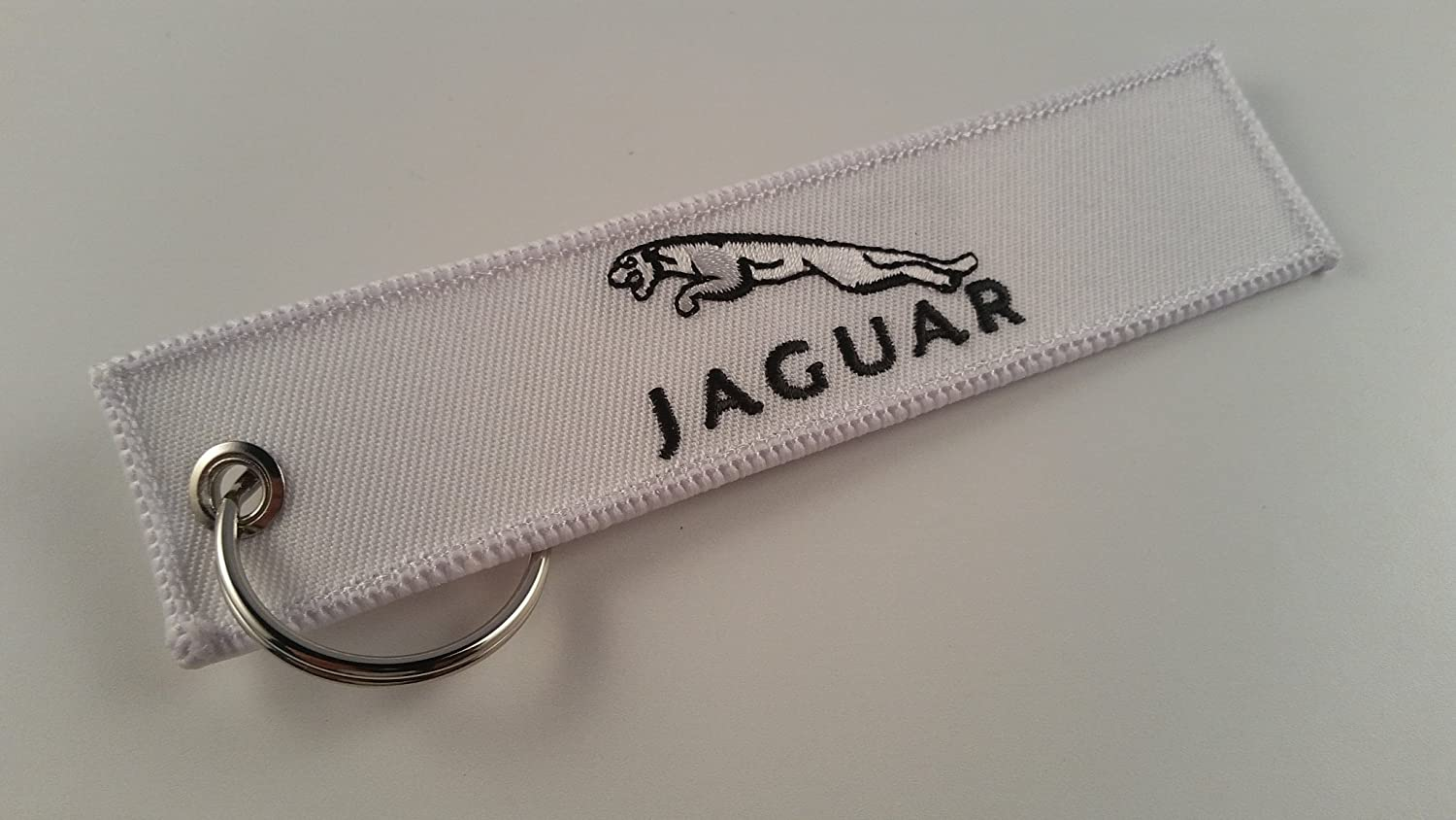 Jaguar Porte-clé s Custom Tags