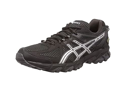 Asics Gel-Sonoma G-Tx, Women's Trail Running Shoes, Black (Black