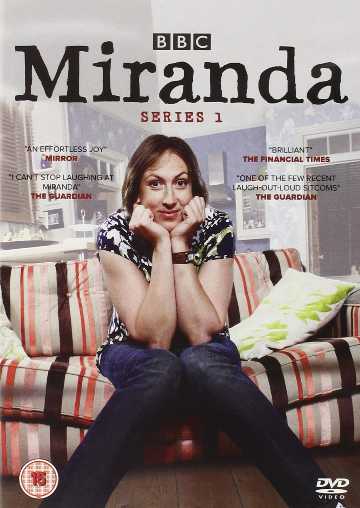 Miranda - Series 1 [DVD]